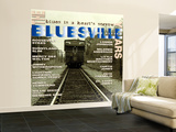 The Bluesville Years: Blues is a Heart's Sorrow, Vol. 11 Wall Mural – Large