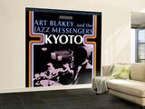 Art Blakey & The Jazz Messengers - Kyoto Wall Mural – Large