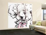 Izanami Wall Mural – Large by Camilla D'Errico