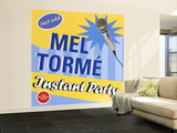 Mel Torme - Instant Party Wall Mural – Large