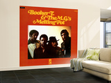 Booker T. & the MGs - Melting Pot Wall Mural – Large