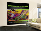 Caribbean Jazz Project - Here and Now, Live in Concert Wall Mural – Large