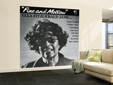 Ella Fitzgerald - Fine and Mellow Wall Mural – Large