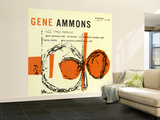 Gene Ammons - All-Star Sessions Wall Mural – Large