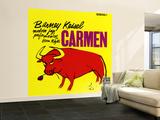 Barney Kessel, Japanese release of the Carmen Album Wall Mural – Large