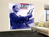Chet Baker - Lonely Star Wall Mural – Large