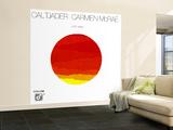 Cal Tjader and Carmen McRae - Heat Wave Wall Mural – Large