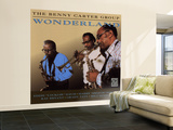 Benny Carter Group - Wonderland Wall Mural – Large