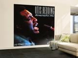 Otis Redding, Remember Me Wall Mural – Large