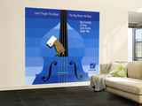 Ray Brown All Stars, Don't Forget The Blues Wall Mural – Large