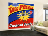 Tito Puente - Instant Party Wall Mural – Large