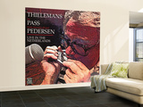 Toots Thielemans, Joe Pass, Niels-Henning Orsted Pedersen - Live in the Netherlands Wall Mural – Large