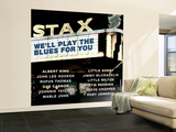 Stax We'll Play the Blues for You Wall Mural – Large