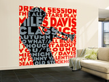 Dream Session : The All-Stars Play Miles Davis Classics Wall Mural – Large
