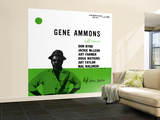 Gene Ammons - Legends of Acid Jazz: Gene Ammons Wall Mural – Large