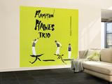 Hampton Hawes Trio - The Trio, v.1 Wall Mural – Large