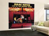 Isaac Hayes - Live at the Sahara Tahoe Wall Mural – Large