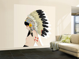 New Mexico Wall Mural – Large by Charmaine Olivia