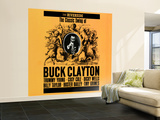 Buck Clayton - The Classic Swing of Buck Clayton Wall Mural – Large
