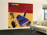 Chick Corea - Live in Montreux Wall Mural – Large