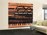 Red Garland - Red Garland's Piano Wall Mural – Large