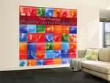 Tito Puente - Party with Puente! Wall Mural – Large