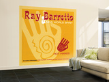 Ray Barretto - Hot Hands Wall Mural – Large