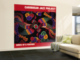 Caribbean Jazz Project - Birds of a Feather Wall Mural – Large