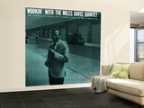 Miles Davis - Workin' with the Miles Davis Quintet Wall Mural – Large