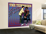 The Temprees - Love Maze Wall Mural – Large