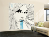 Seddeti Wall Mural – Large by Manuel Rebollo