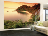 Whale Bay, Northland, New Zealand Wall Mural – Large by Doug Pearson