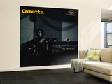 Odetta - The Tin Angel Wall Mural – Large