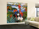 Caribbean Jazz Project - Paraiso Wall Mural – Large
