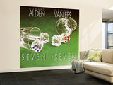 Howard Alden - Seven and Seven Wall Mural – Large