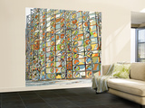 1000 Units Wall Mural – Large by  HR-FM