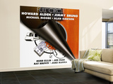 Howard Alden and Jimmy Bruno - Full Circle Wall Mural – Large