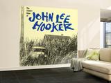 John Lee Hooker - The Country Blues of John Lee Hooker Wall Mural – Large
