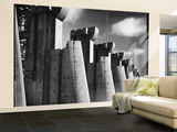 Fort Peck Dam as Featured on the Very First Cover of Life Magazine Wall Mural – Large by Margaret Bourke-White