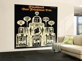 Don Friedman Trio - Flashback Wall Mural – Large