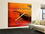 Caribbean Jazz Project - New Horizons Wall Mural – Large