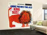 Andre Previn - King Size Veggmaleri – stort