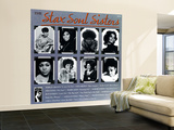 The Stax Soul Sisters Wall Mural – Large