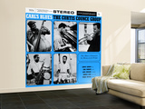 Curtis Counce Group - Carl's Blues Wall Mural – Large