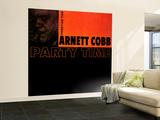 Arnett Cobb - Party Time Wall Mural – Large