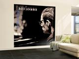 Bill Evans Quintet - Jazz Showcase (Bill Evans) Wall Mural – Large
