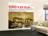 Recorded in New Orleans, Vol. 1 Wall Mural – Large