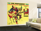 Wes Montgomery Trio - A Dynamic New Sound Wall Mural – Large