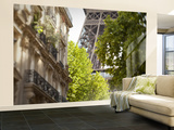 Eiffel Tower, Paris, France Wall Mural – Large by Jon Arnold