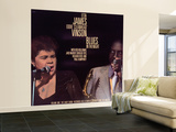 Etta James - Blues in the Night, Vol.1: the Early Show Wall Mural – Large